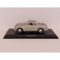 Schuco 774600 1:32 VW Karmann Ghia silver