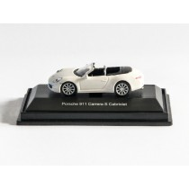 Schuco 26164 H0 Porsche 911 Carrera S Cabriolet