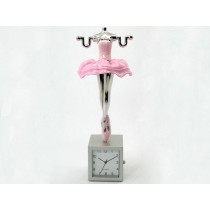Ballerina Miniature Clock