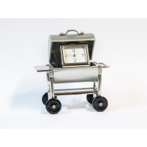BBQ Miniature Clock