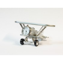 Airplane Miniature Clock
