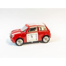 Hamburg Car Miniature Clock