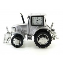 Tractor Miniature Clock