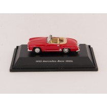 Welly H0 73119 Mercedes-Benz  190SL von 1955 (rot)
