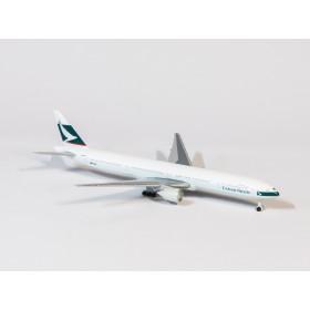 Schuco / Schabak 3551679 Boeing 777-300 Cathay Pacific 1:600