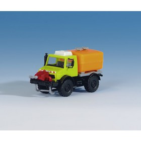 "Kibri H0 12259 little ""truck"" with liquid manure spreader"