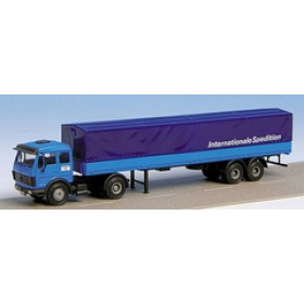 Kibri H0 14672 MB two-axled truck