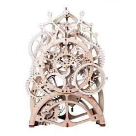 Pendulum clock 3D Puzzle Wood - Robotime ROKR LK501