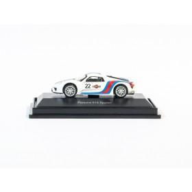 Schuco 452628200  Porsche 918 MARTINI #22