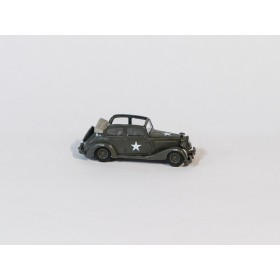Busch 41401 H0 Mercedes 170V Cabrio "Military"