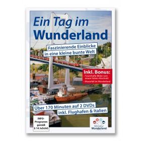 """Wunderland Doppel-DVD \""""Ein Tag im Wunderland\"""""""