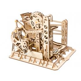 Marblerun 3D Puzzle Wood Lift - Robotime ROKR LG503