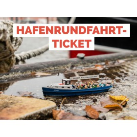 Ticket Hamburg Harbour Tour - Child (4 -15 years)
