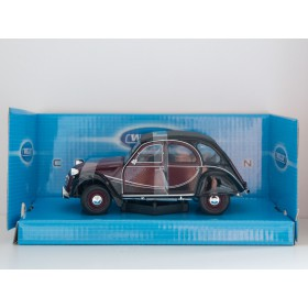 "Welly 24009W 1:24 Citroen ""Ente"" 2CV 6 Charston"