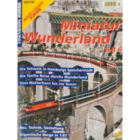 Eisenbahn-Kurier special edition Miniatur Wunderland Band 6