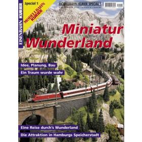 Eisenbahn-Kurier Special Edition Miniatur Wunderland Band 1