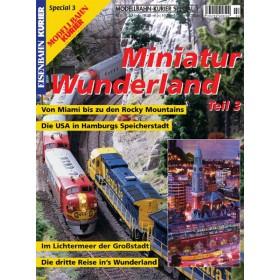 Eisenbahn-Kurier Special edition Miniatur Wunderland Band 3