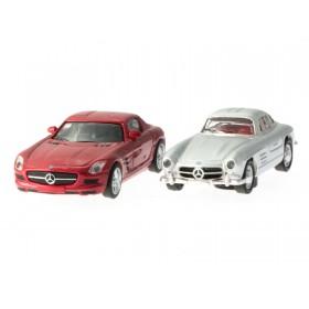 Schuco 452490000 Magnet-Set Mercedes-Benz