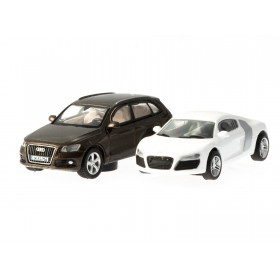 Schuco  452490200 Magnet-Set Audi
