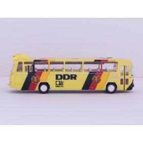 """Schuco 452615800  MB O 302 Bus """"WM 1974 DDR"""""""