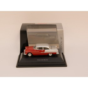 "Schuco 26175 Chevrolet ""Bel Air"" red/silver"