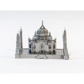 3D Metal Model Taj Mahal