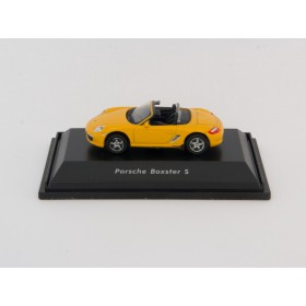 Welly H0 73118 Porsche Boxter S yellow