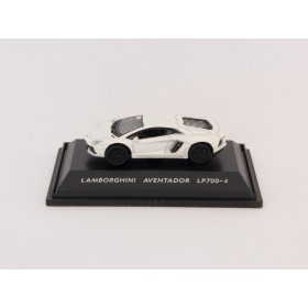 Welly H0 73146 Lamborghini Aventador LP700-4 white