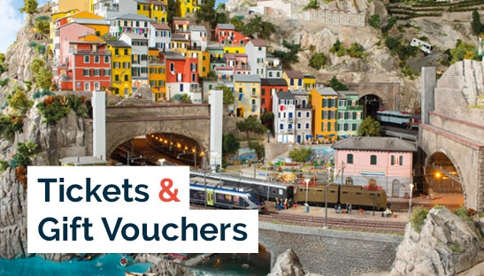 Tickets and Gift Vouchers
