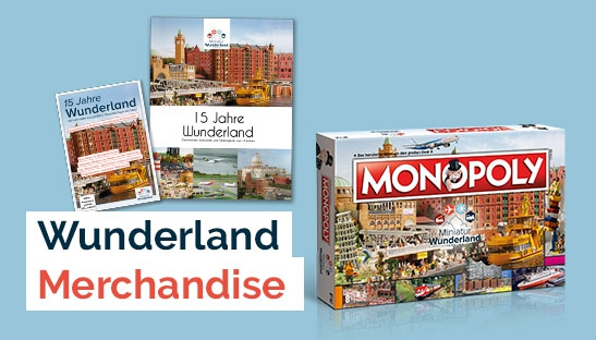 Wunderland Merchandise and Presents