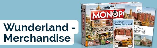 Wunderland Merchandise
